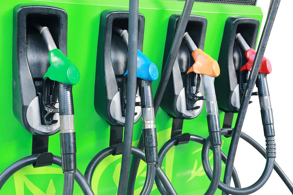 Fuel contamination diesel gasoline
